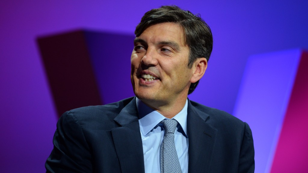 AOL CEO is happy people are talking about Oath