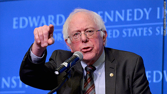 Bernie Sanders still wants tuition-free college