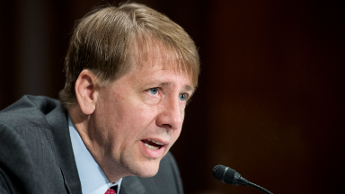 Richard Cordray to step down as head of Consumer Financial Protection Bureau