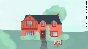 home for sale red