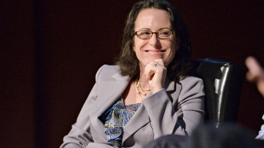 Maggie Haberman: The New York Times reporter Trump can't quit