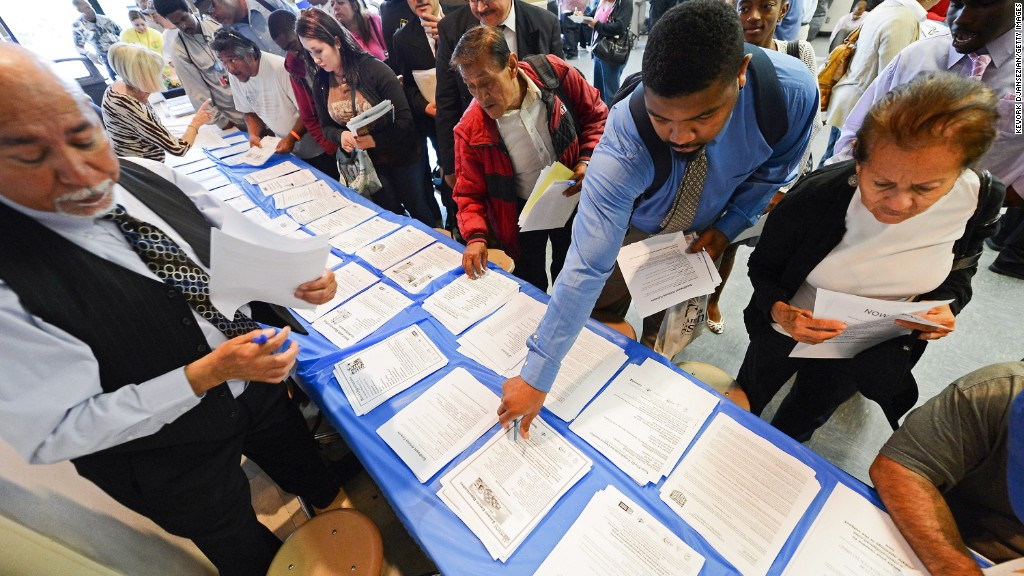 U.S. unemployment rate hits 16-year low