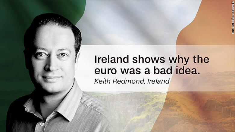 eurozone people ireland