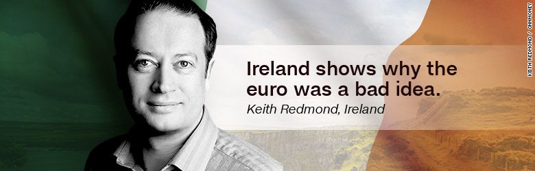 eurozone people ireland