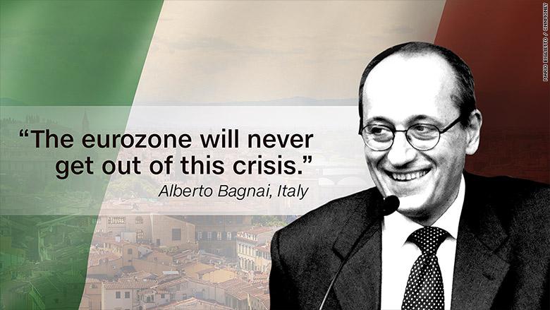 eurozone people italy