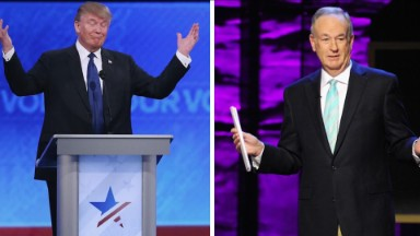 Trump and O'Reilly: kindred spirits