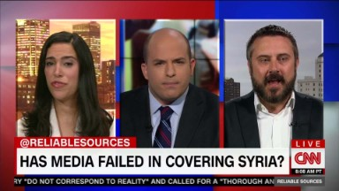 Skepticism lacking in media's Syria strike coverage?