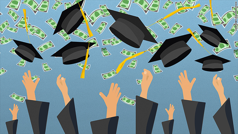 2017 graduates: Here's one mistake you can't afford to make