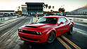 Dodge unveils one-seat 840-horsepower muscle car