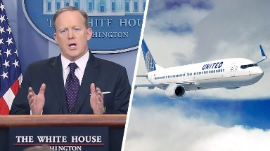 White House says United episode 'troubling'