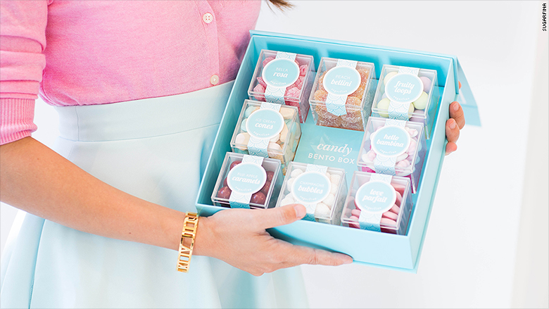 million dollar startups sugarfina