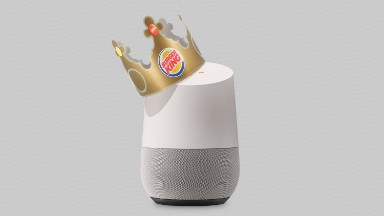Google blocks invasive Burger King ad from taking over Google Home
