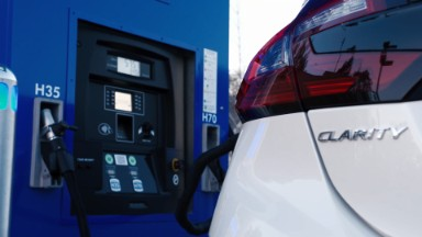 Are hydrogen-powered cars ready for prime time?