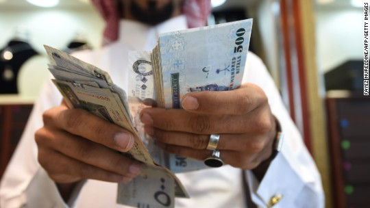 Saudi Arabia reverses pay cuts for state workers
