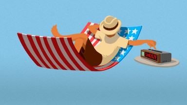 Are Americans lazy? CNNMoney readers weigh in
