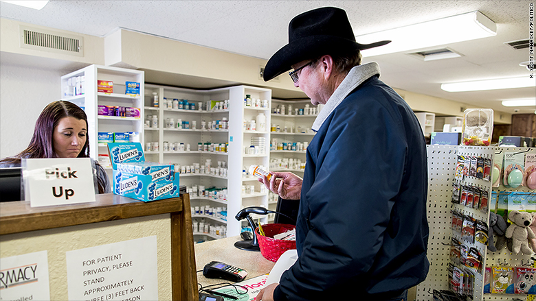 rural hospital patient pharmacy