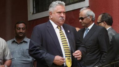 Indian tycoon arrested in the U.K.