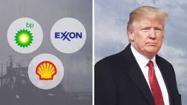 Why Big Oil wants Trump to stay in Paris climate deal