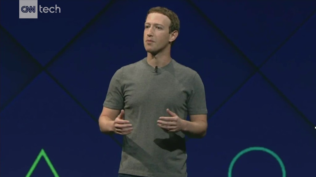 Mark Zuckerberg addresses Cleveland murder
