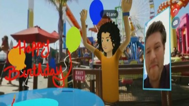Facebook Spaces: Never see your friends IRL again