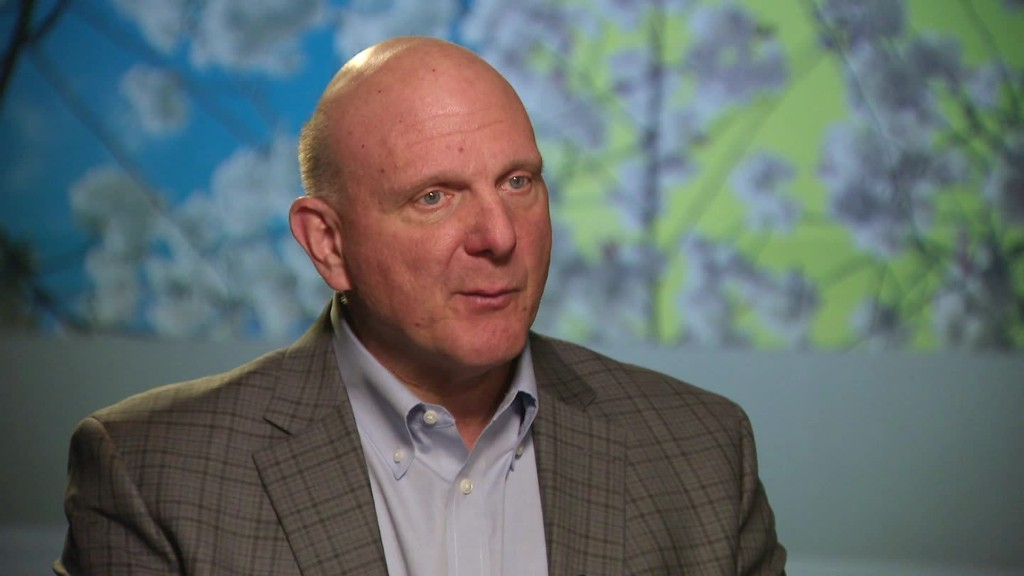 Steve Ballmer creates government data resource