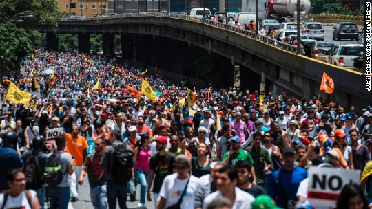 Venezuela gave $500K for Trump inauguration