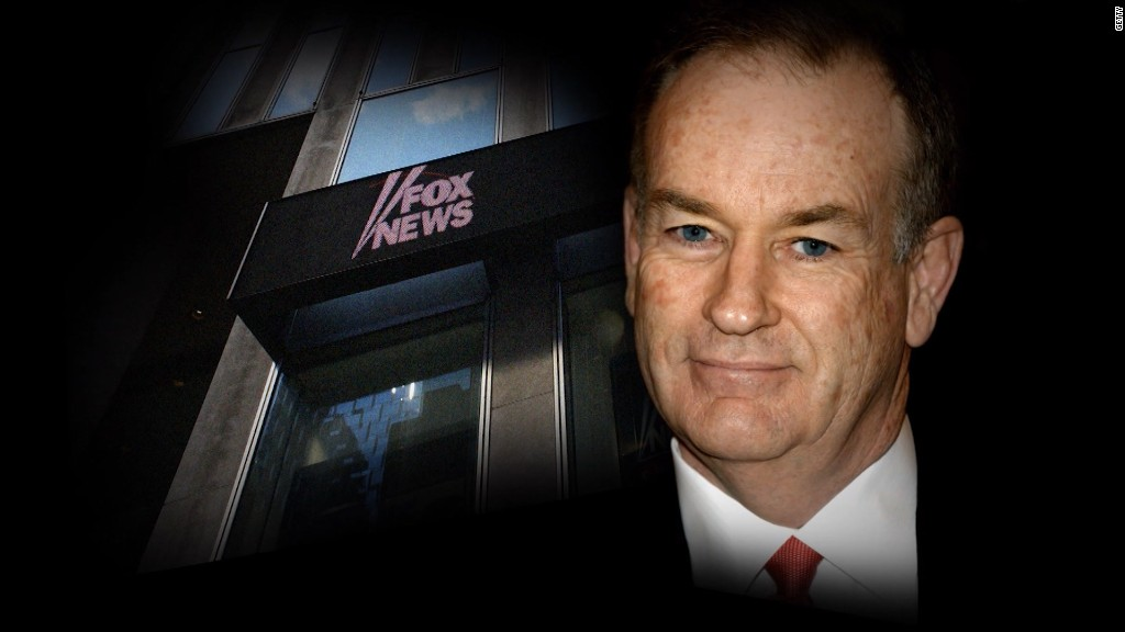 A look back at Bill O'Reilly's career