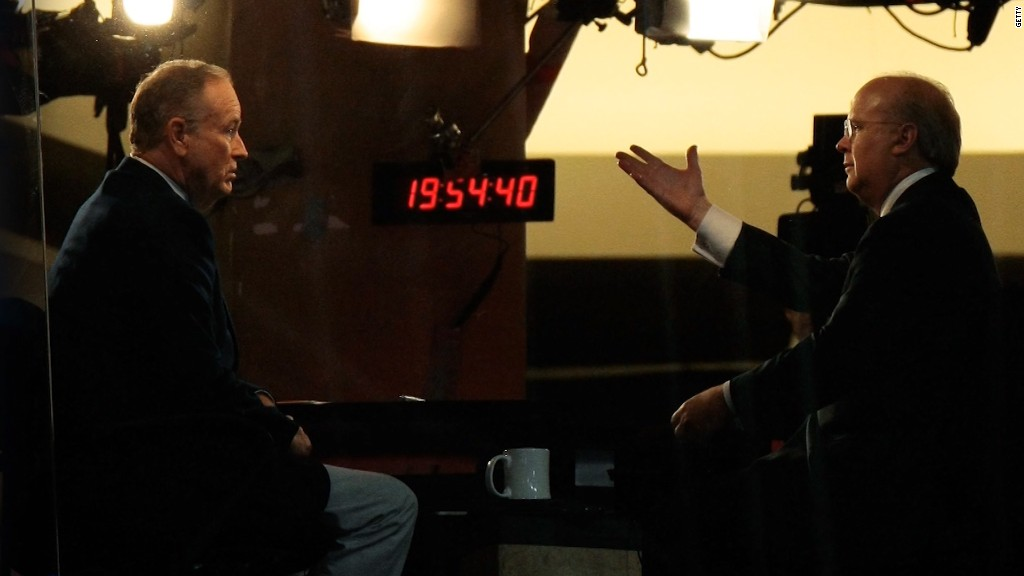 21st Century stock rises after O'Reilly firing