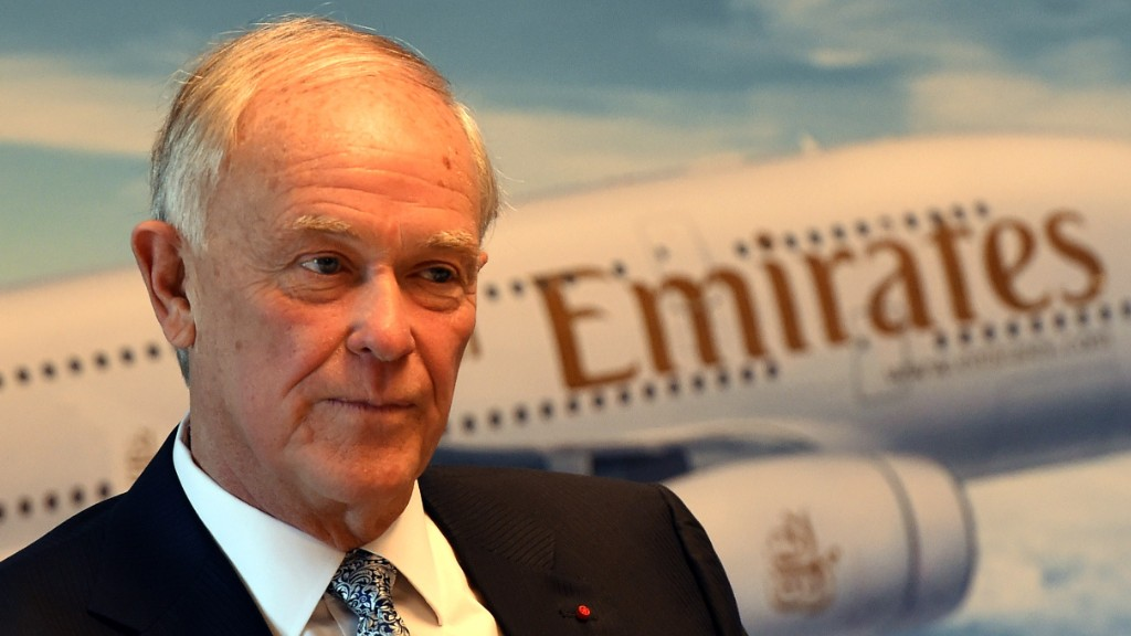 Emirates boss: United incident is 'a disgrace'