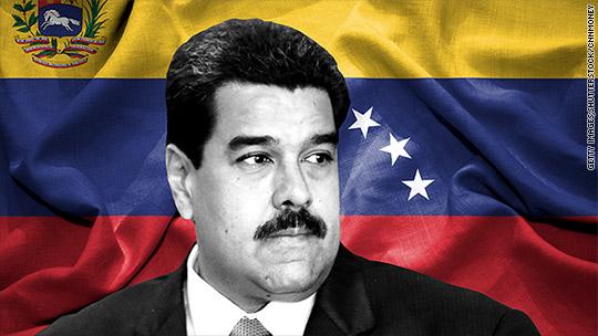 Venezuela blames Trump for missed debt payments