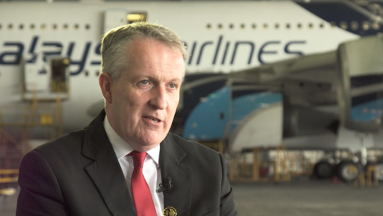 Malaysia Airlines CEO Attempts 'Greatest Turnaround'