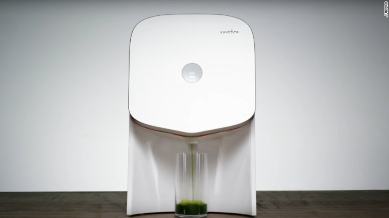 juicero juicer green