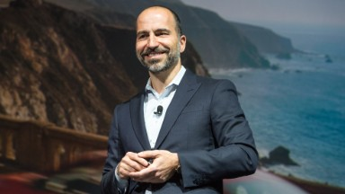 Uber CEO says company plans to go public in 2019
