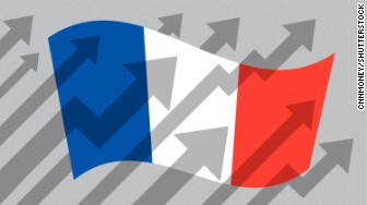 french election markets up