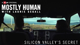 mostly human silicon valleys secret text