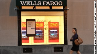 Wells Fargo ATM bank