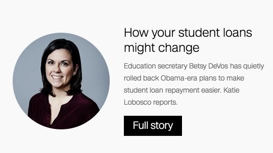 student loans katie