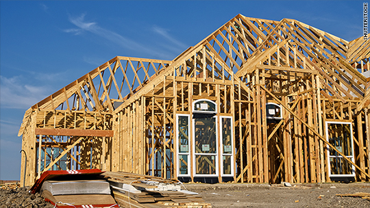 New home buyers will pay for lumber tariff