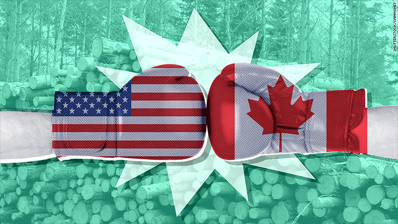 us canada trade dispute
