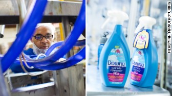 nehemiah manufacturing downy