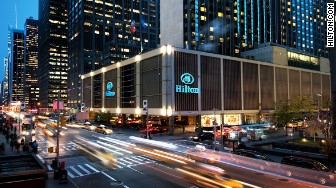 hilton new york city