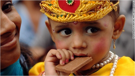 Indians are eating tons more chocolate. Here's why