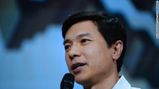 China tech billionaire: We welcome immigrants