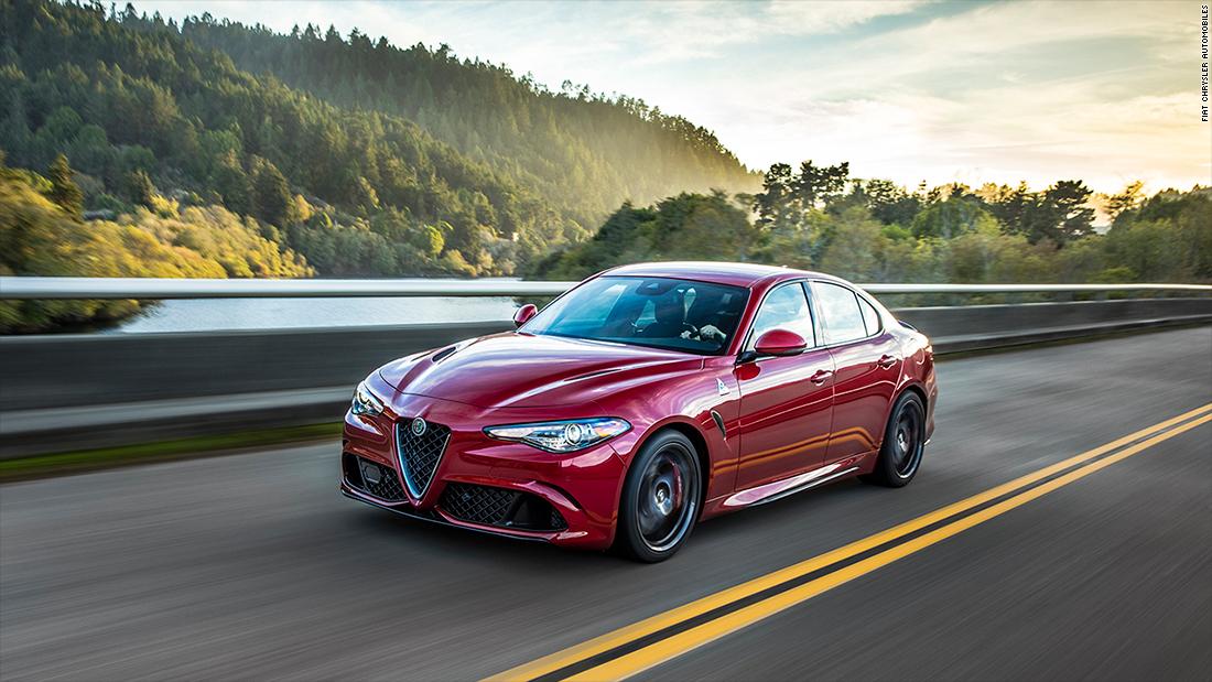Alfa Romeo is back and it's a blast