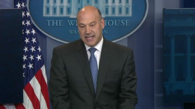 Cohn: Number of tax brackets being cut from 7 to 3