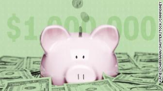 millionaire average salary