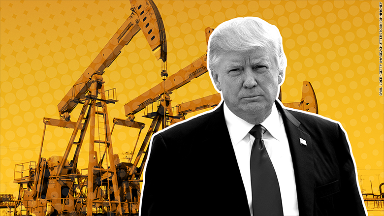 trump energy oil