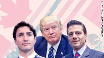 nafta leaders