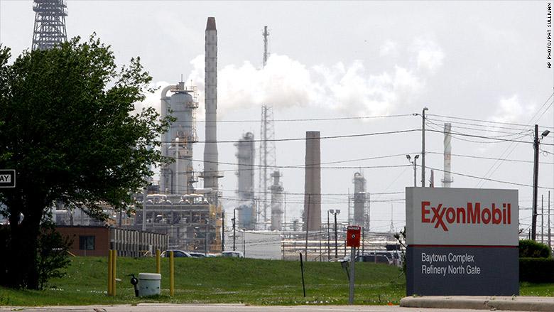 exxon baytown