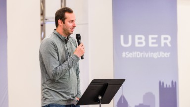 Uber's top self-driving car exec steps aside amid lawsuit